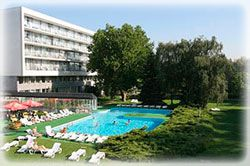 Отели Balnea Grand 3*,  Balnea Splendid 3* Пиештяны Словакия