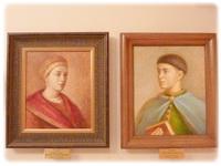портрет Богдана Хмельницкго